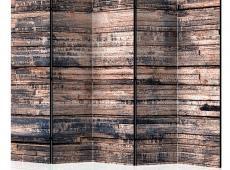Paraván - Burnt Boards II [Room Dividers]